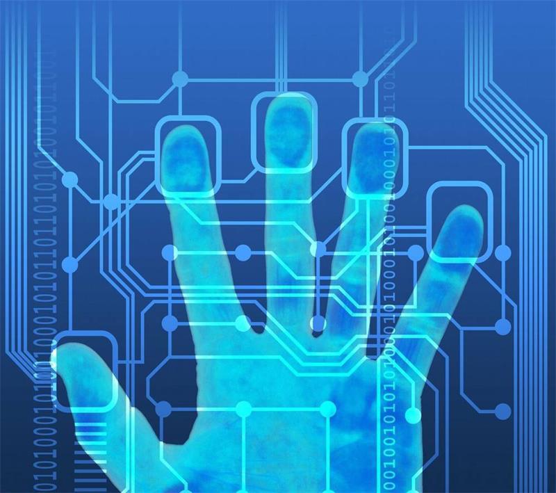 一种新的身份认证方式出现了,挥手掌即可识别
